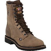 Justin Men's Drywall Steel Toe EH Work Boots