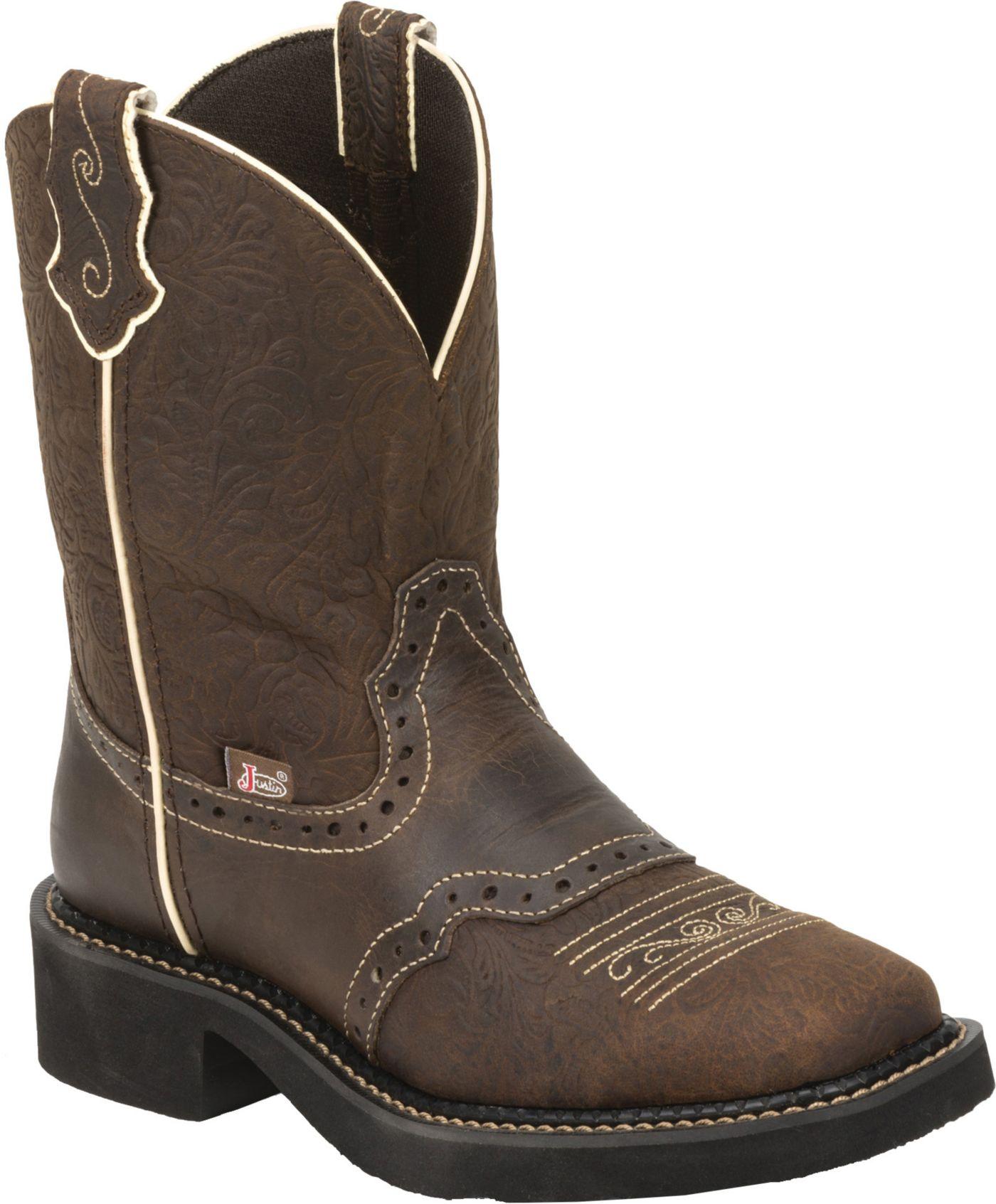 Justin Women's Gypsy Mandra Western Boots