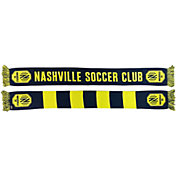 Ruffneck Scarves Nashville Soccer Club Bar Scarf
