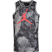 Jordan Boys' Air 23 Mesh Sleeveless Basketball Jersey