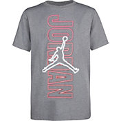 Jordan Boys' Neon Flight Logo Graphic T-Shirt