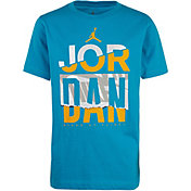 Jordan Boys' Reverse Dunk Logo Graphic T-Shirt