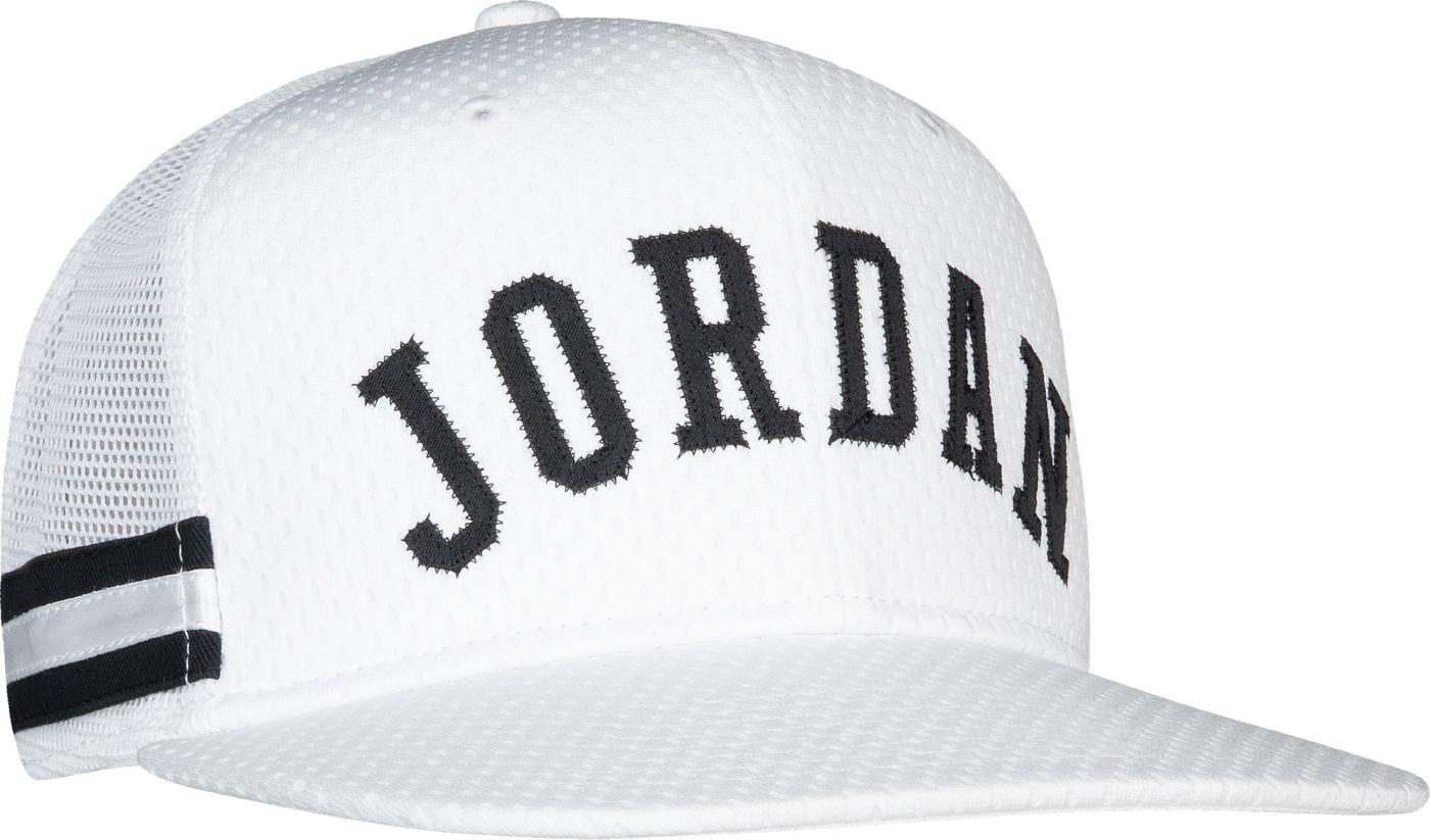 Jordan Boys' Dri-FIT Trucker Snapback Hat