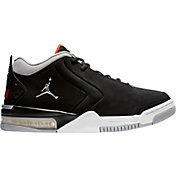 8a8d61263bdf0 Product Image · Nike Men s Jordan Big Fund Basketball Shoes. Black Red   White Red