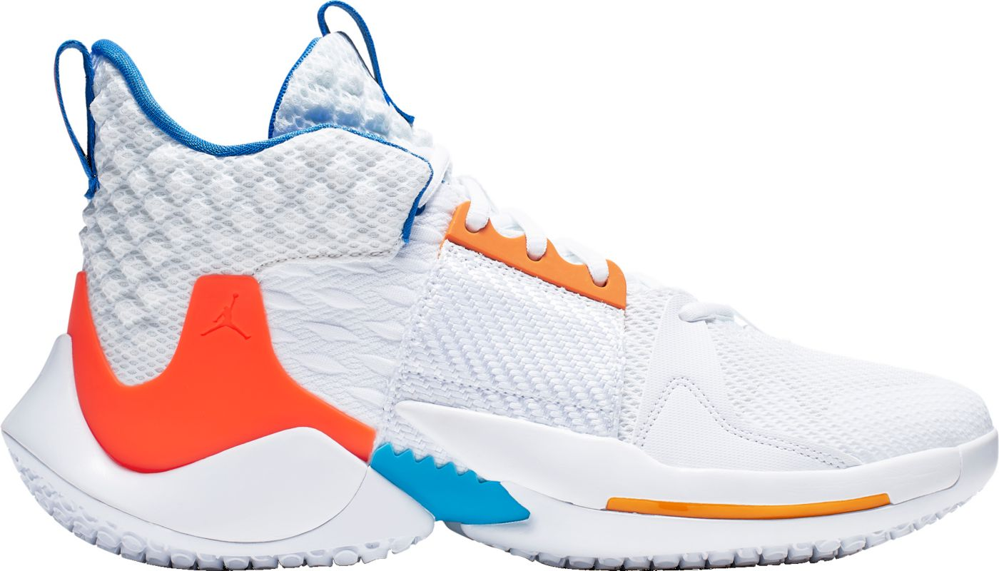 Jordan Why Not Zer0.2 Basketball Shoes