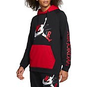 Jordan Men's Jumpman Classics Lightweight Fleece Pullover