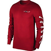 Jordan Men's Air Swerve Long Sleeve Shirt