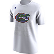 Jordan Men's Florida Gators Bench White T-Shirt