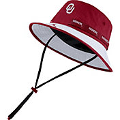 Jordan Men's Oklahoma Sooners Crimson Dri-FIT Sideline Bucket Hat