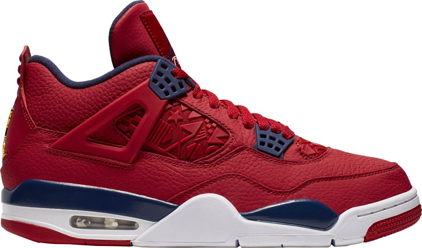 Jordan Air Jordan 4 Retro Basketball Shoes