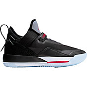 4312b55b9382b Product Image · Jordan Men s Air Jordan XXXIII Basketball Shoes. Black Red