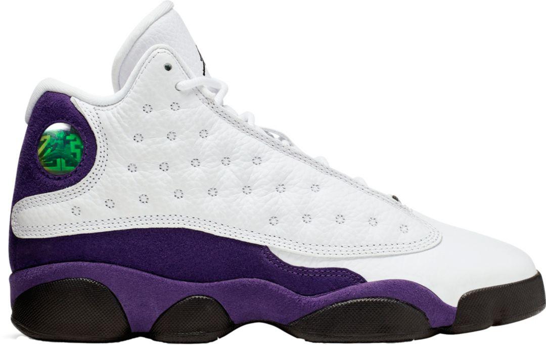 pretty nice d5681 a0d6a Jordan Kids' Grade School Air Jordan 13 Retro Basketball Shoes