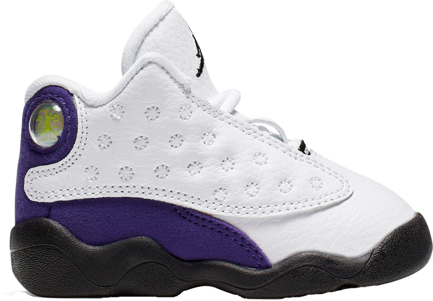 Jordan Toddler Air Jordan 13 Retro Basketball Shoes