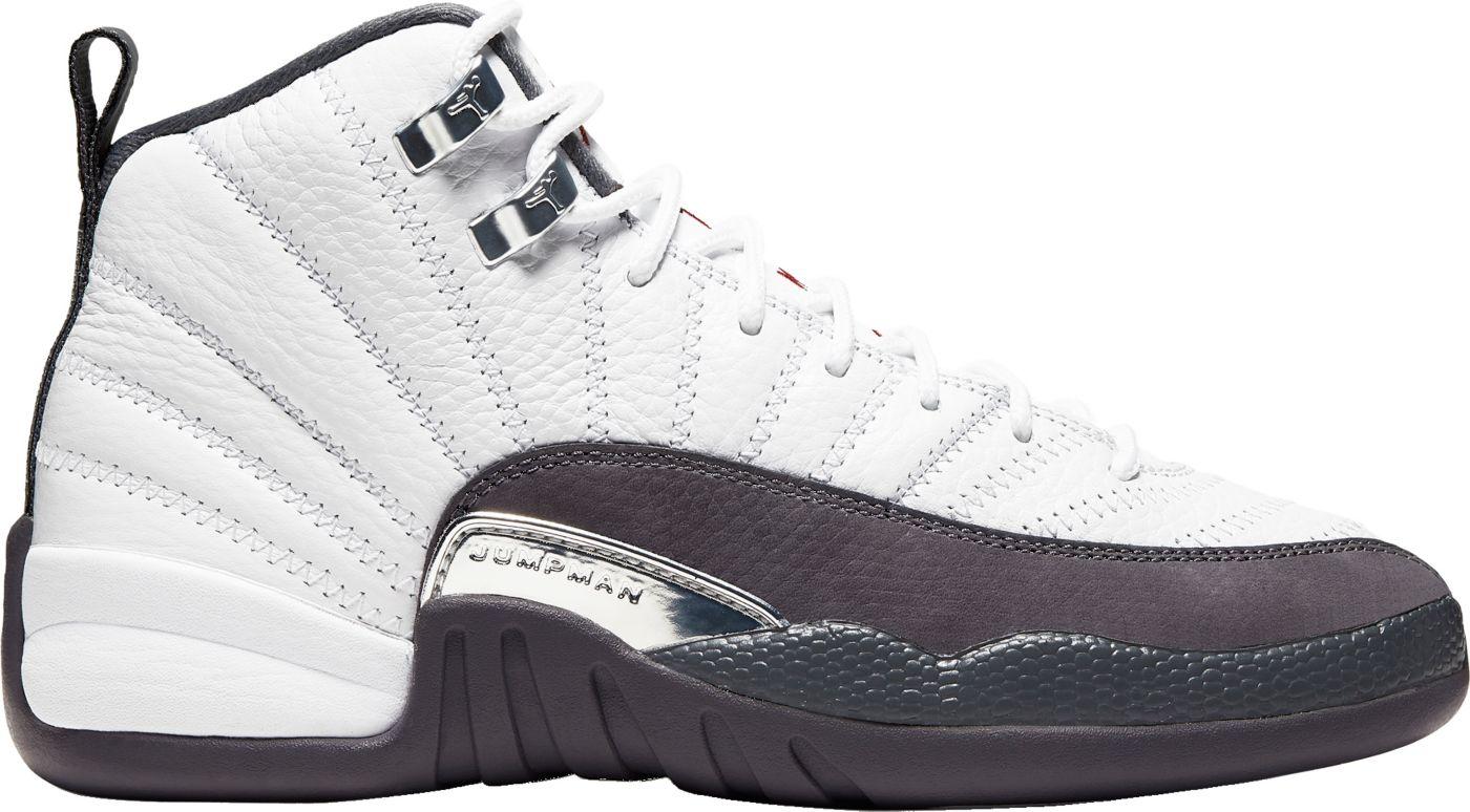 Jordan Kids' Grade School Air Jordan 12 Retro Basketball Shoes