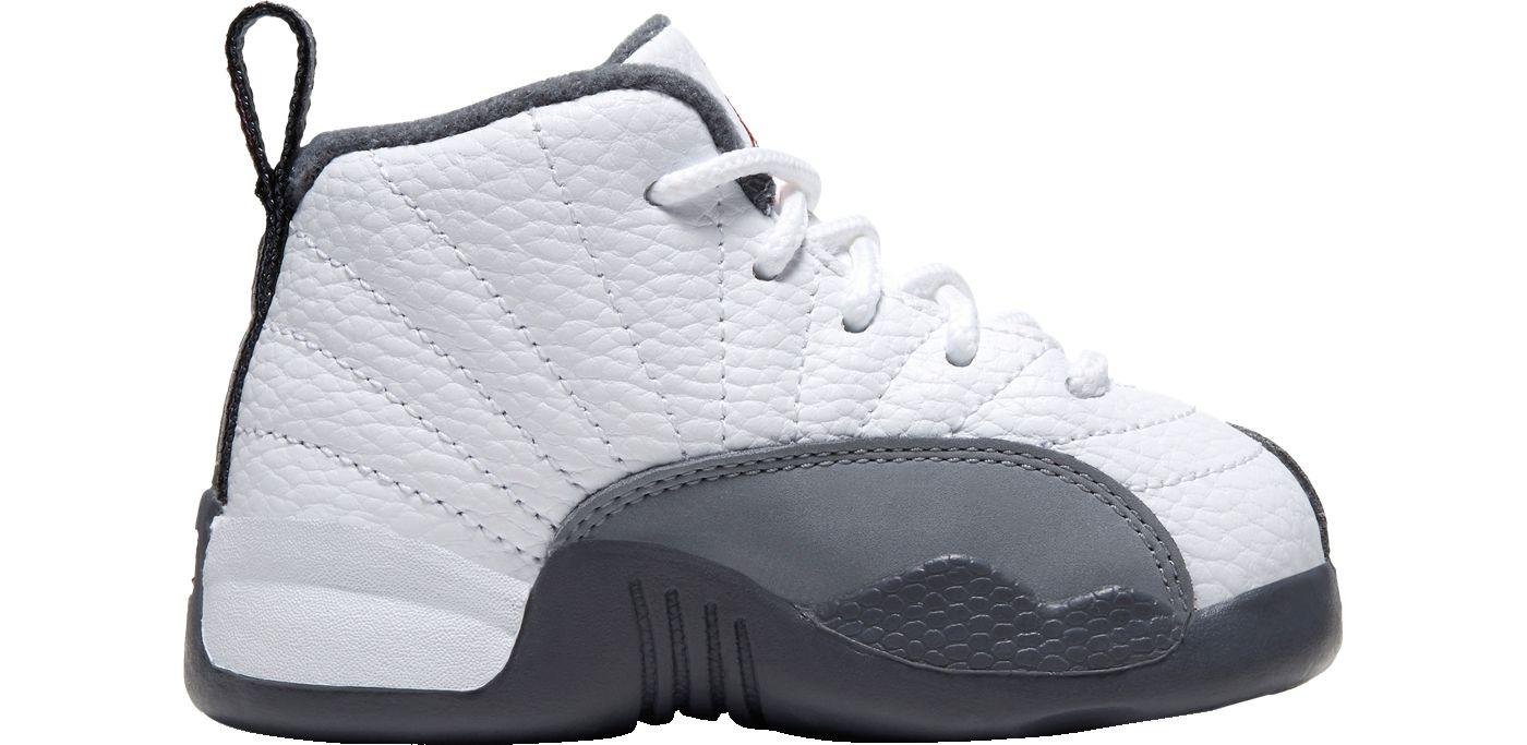 Jordan Toddler Air Jordan 12 Retro Basketball Shoes