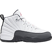 Jordan Kids' Preschool Air Jordan 12 Retro Basketball Shoes