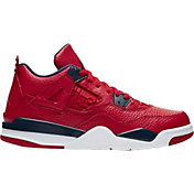 Jordan Kids' Preschool Air Jordan 4 Retro Basketball Shoes