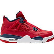 Jordan Kids' Grade School Air Jordan 4 Retro Basketball Shoes