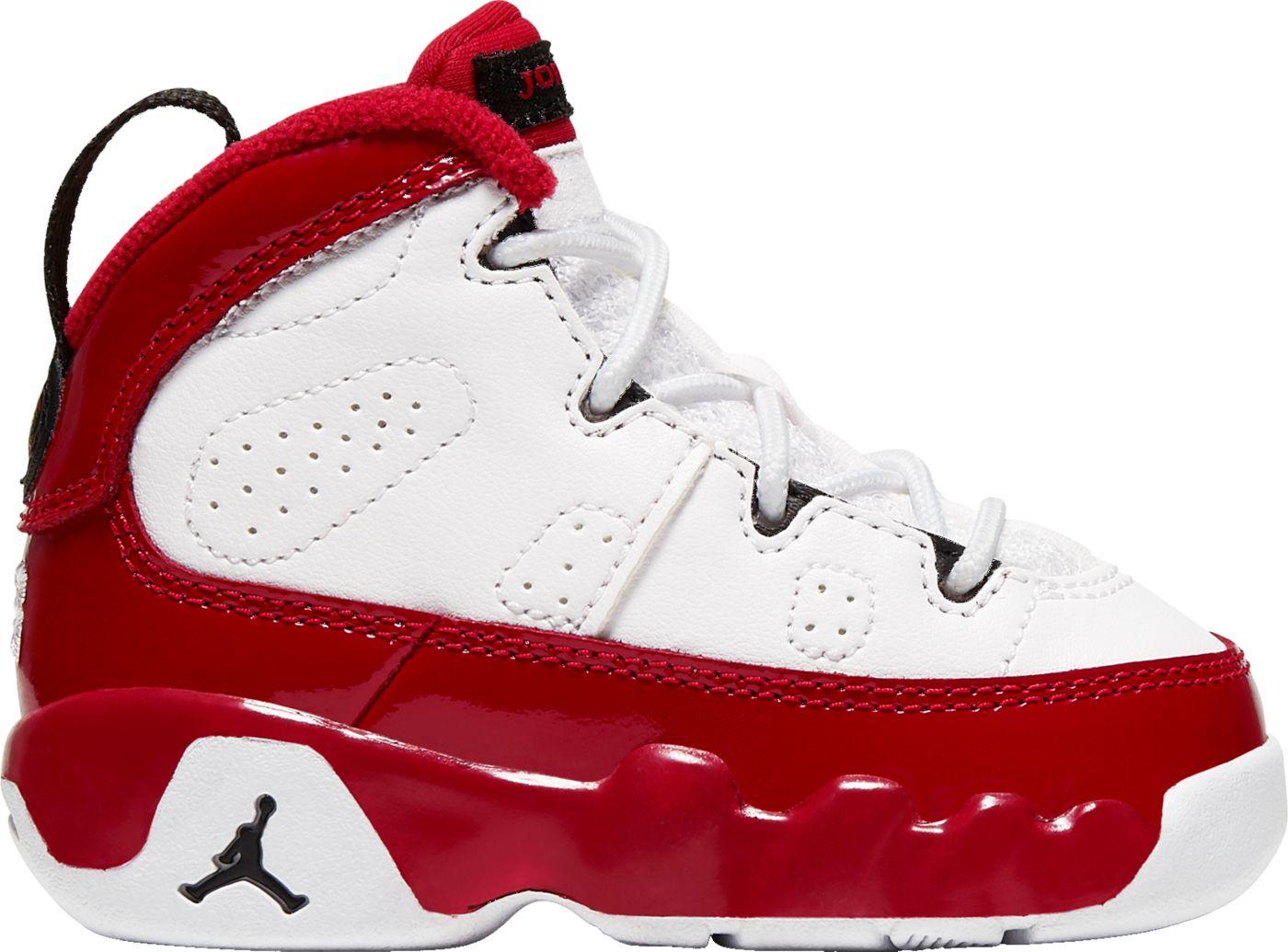 Jordan Toddler Air Jordan 9 Retro Basketball Shoes