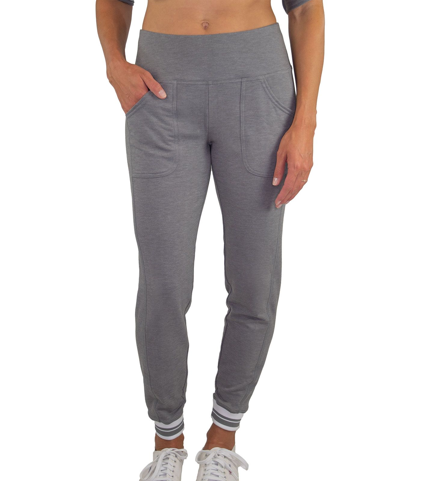 Jofit Women's Ribbed Chalet Golf Pants