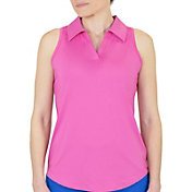 Jofit Women's Cutaway Sleeveless Golf Polo