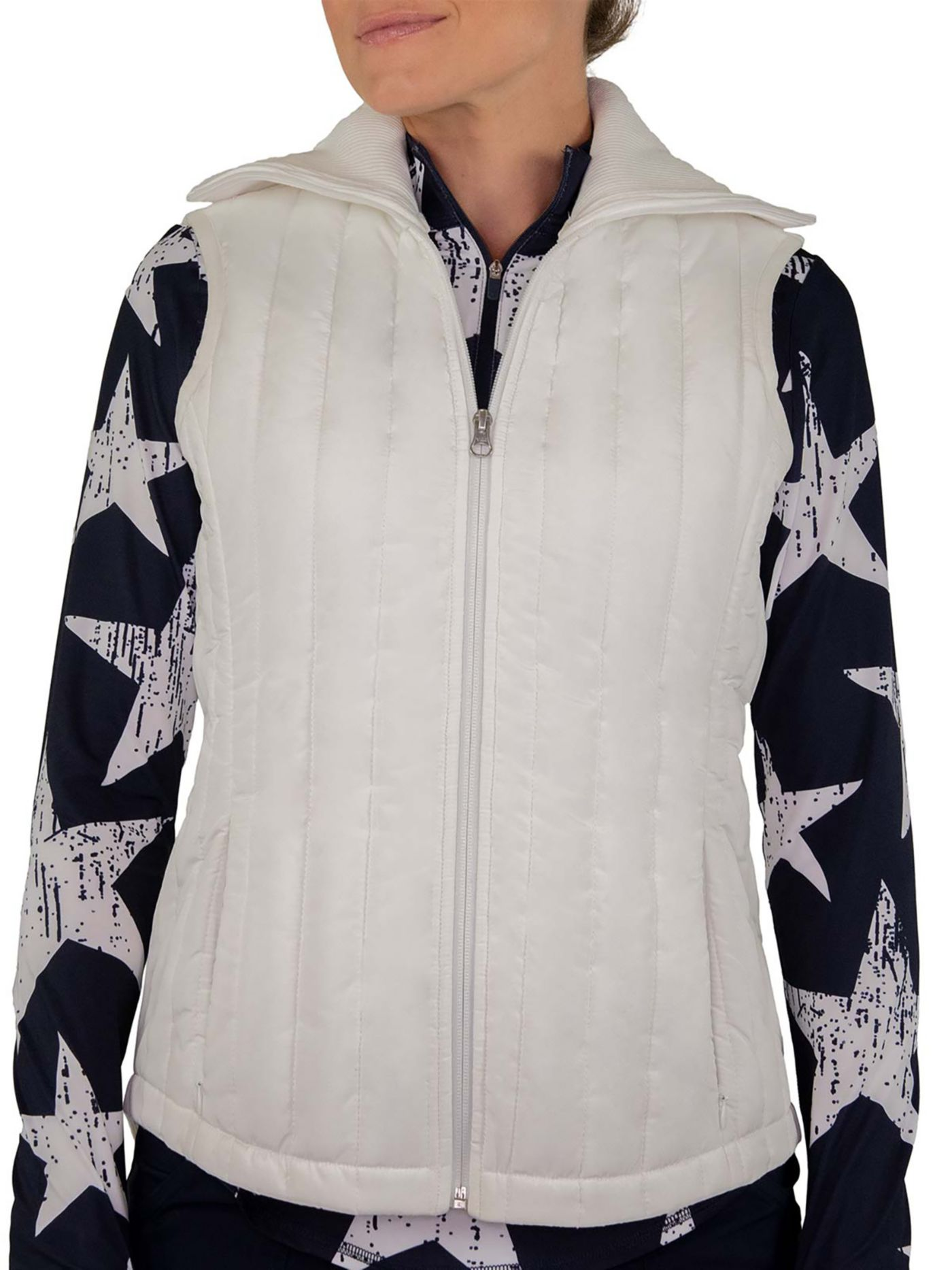 Jofit Women's Puffer Golf Vest