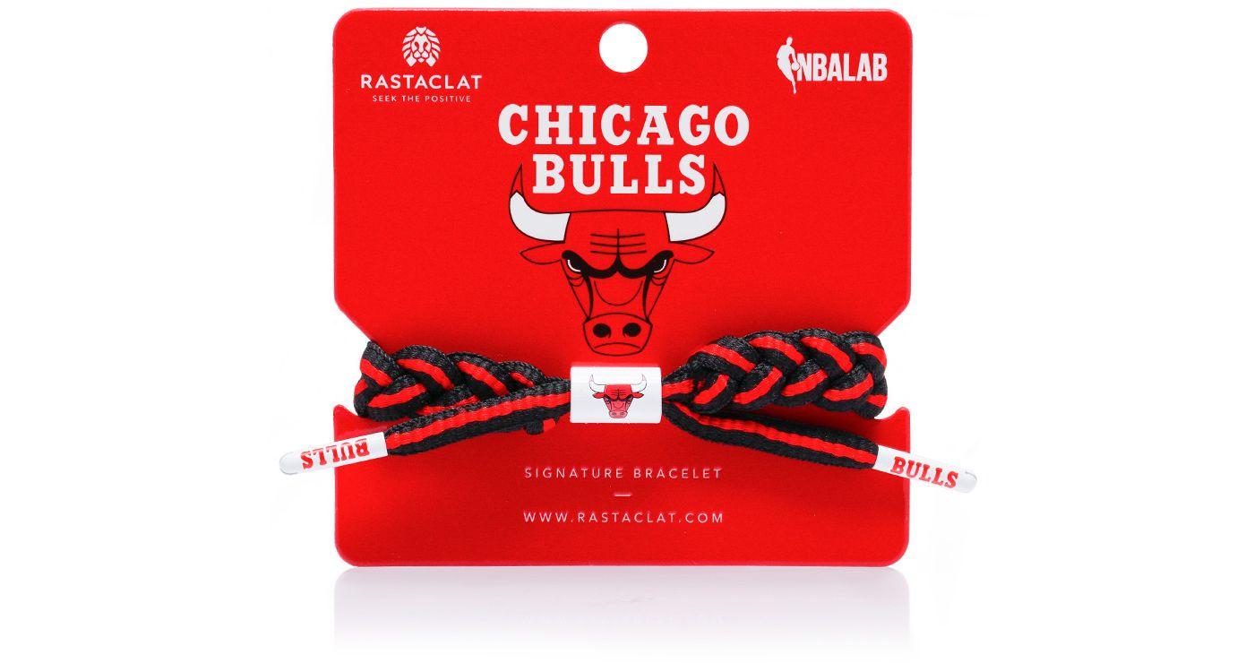 Rastaclat Chicago Bulls Away Braided Bracelet