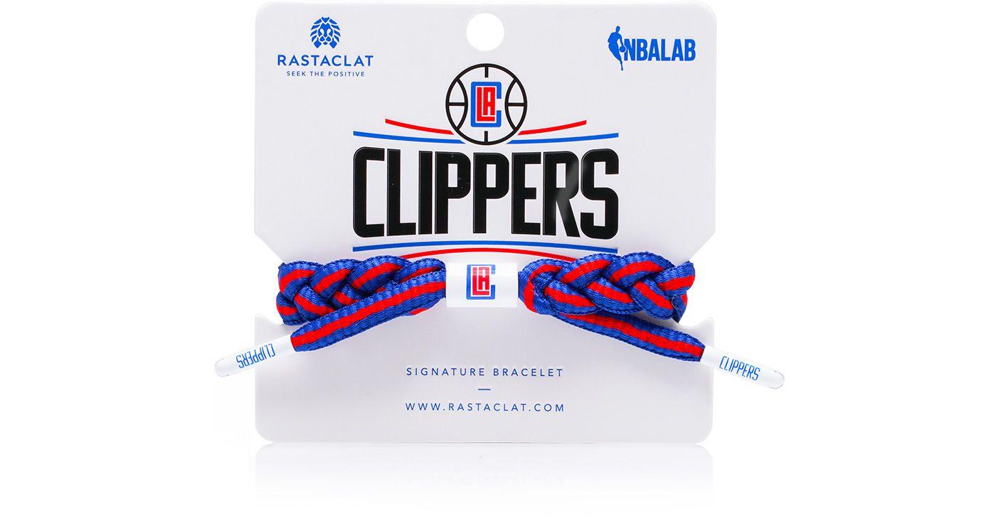 Rastaclat Los Angeles Clippers Away Braided Bracelet