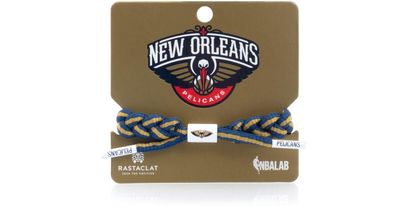 Rastaclat New Orleans Pelicans Home Braided Bracelet