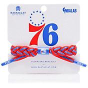 Rastaclat Philadelphia 76ers Home Braided Bracelet