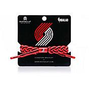 Rastaclat Portland Trail Blazers Away Braided Bracelet