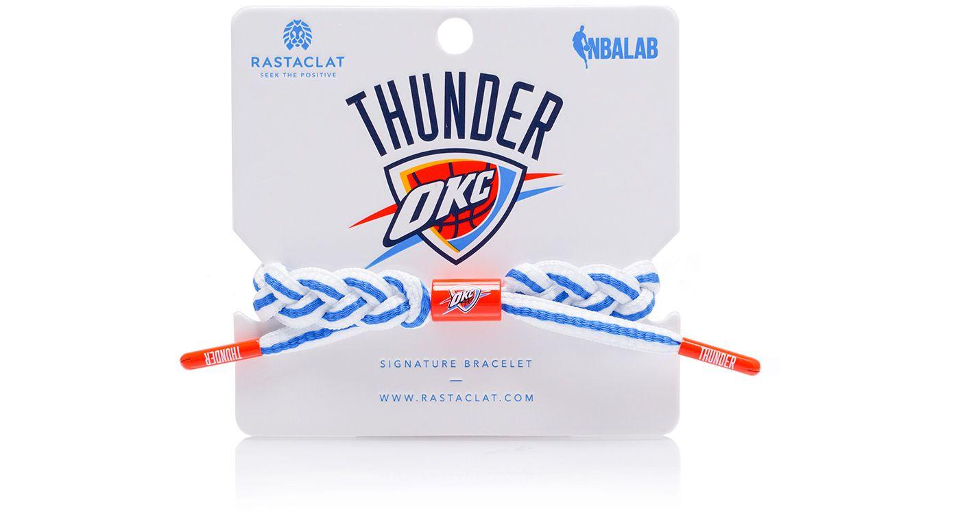 Rastaclat Oklahoma City Thunder Away Braided Bracelet