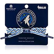 Rastaclat Minnesota Timberwolves Away Braided Bracelet