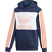 adidas Originals Boys' Outline Hoodie
