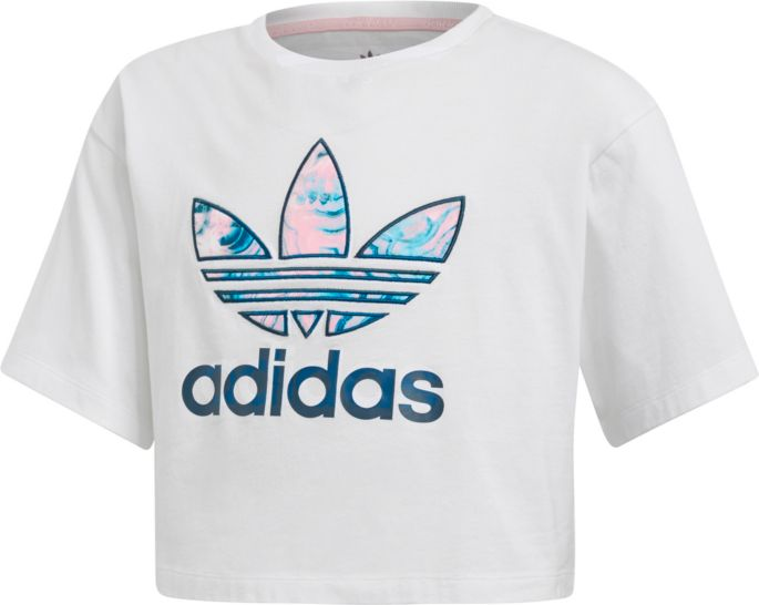 adidas Train Cool T Shirt Girls