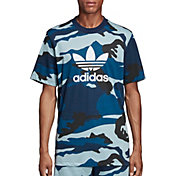 adidas Originals Men's Camo Trefoil T-Shirt