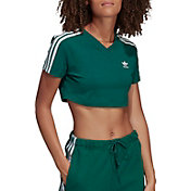 adidas Originals Women's Adicolor Cropped T-Shirt