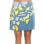 Jamie Sadock Women's Camo Print Side Zip Golf Skort
