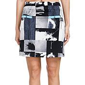 "Jamie Sadock Women's Abstract Print 18"" Golf Skort"