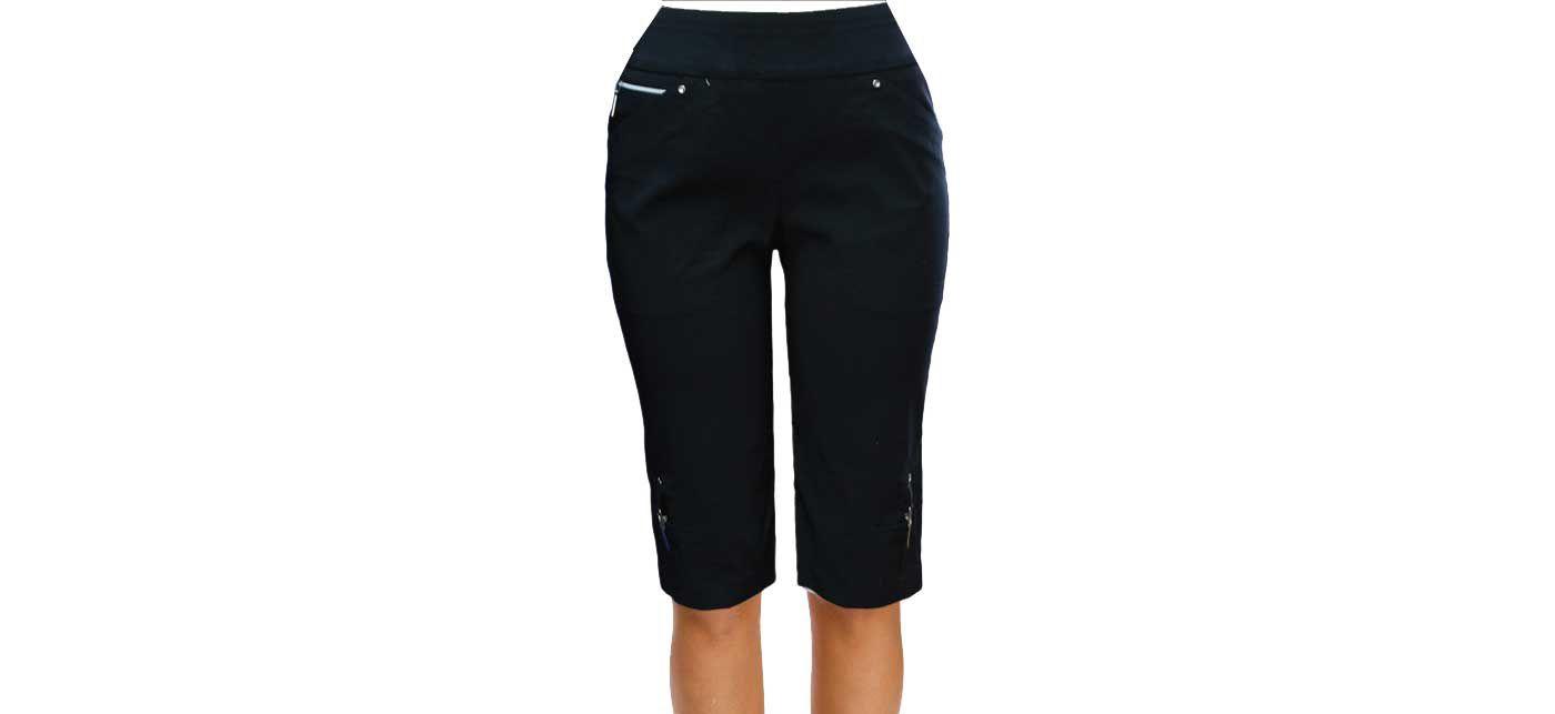 Jamie Sadock Women's Skinnyliscious Knee Golf Capris