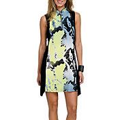Jamie Sadock Women's Boa ¼ Zip Sleeveless Golf Dress