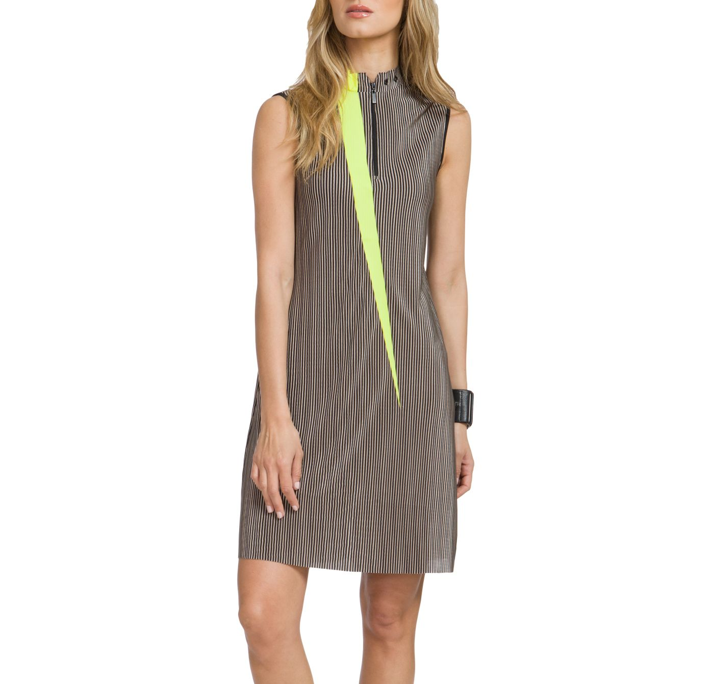 Jamie Sadock Women's Contoured Sleeveless Golf Dress