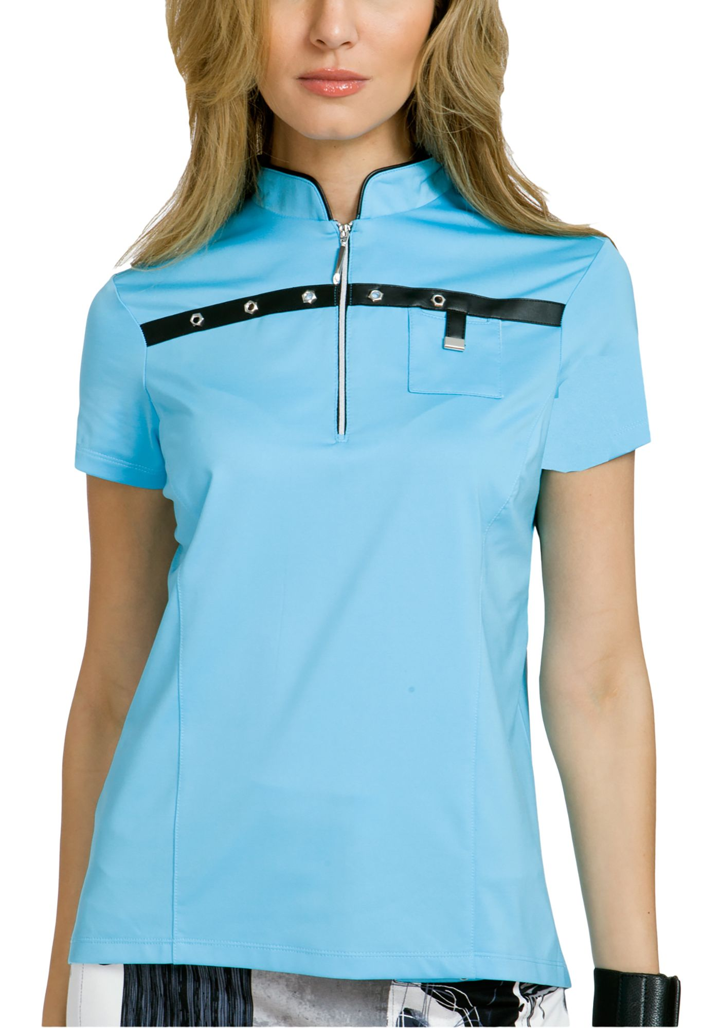 Jamie Sadock Women's Performance Short Sleeve Golf Polo