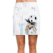 Jamie Sadock Women's Twins Print Golf Skort