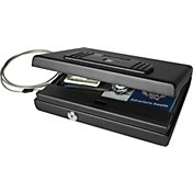 Fortress Portable Safe with Biometric Lock