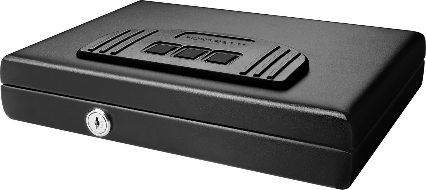 Fortress Portable Safe with Electronic Lock