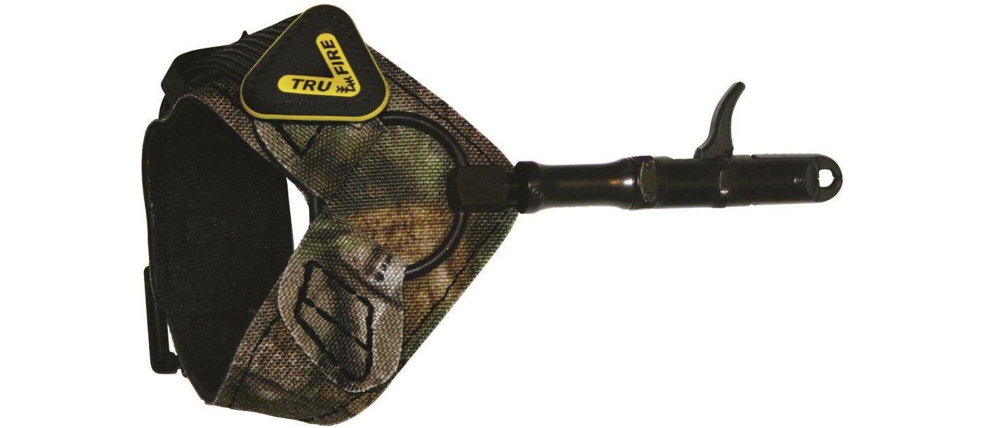 Tru-Fire Edge Buckle Foldback Wrist Release