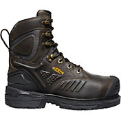 KEEN Men's Philadelphia 8'' Waterproof Composite Toe Work Boots