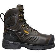KEEN Men's Philadelphia 8'' Waterproof Composite Toe Work Boots