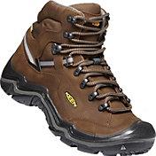 KEEN Men's Durand II Mid Waterproof Hiking Boots